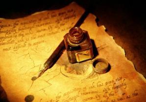 Ink paper